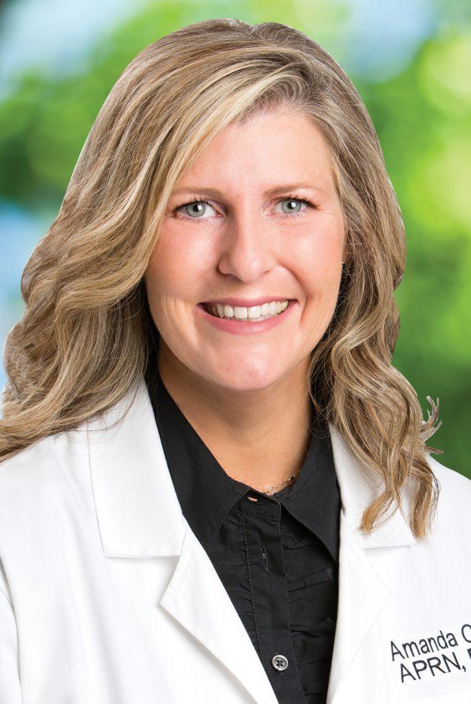 Amanda Carlisle, FNP-C